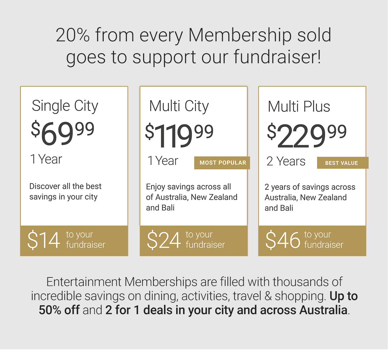 Entertainment Membership Website Link